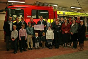 PBCC - Stow Cheque Hand Over