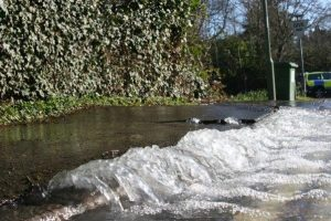 Plymouth Brethren - Burst Water Main