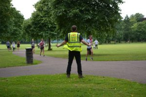 Marshalling the event