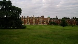 """Dear old Sandringham, the place I love better than anywhere in the world."" (King George V)"