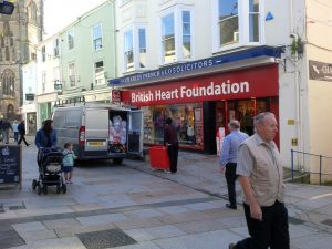 Another RRT Delivery for the BHF!!