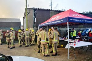 Norfolk Timber Fire RRT Kings Lynn 21012017015 RRT Refreshments on Sunday (7)2