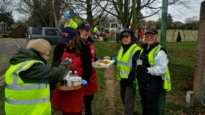 RRT Bournemouth French Boules Pitch 20170225 Service brings smiles!