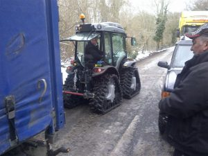 PBCC - Tractor