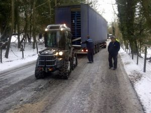 PBCC - Tractor Pulling Lorry