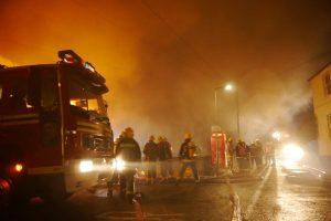 Plymouth Brethren - East Meon Fire