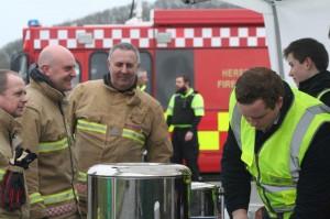 Plymouth Brethren - Rotherwas fire