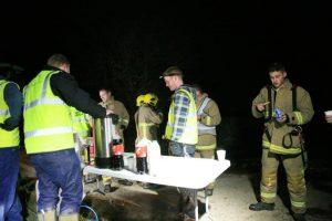 Plymouth Brethren - RRT at Borwick Fire