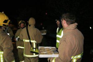 Plymouth Brethren RRT at Borwick Fire