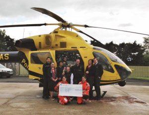 Plymouth Brethren - Wiltshire Air Ambulance
