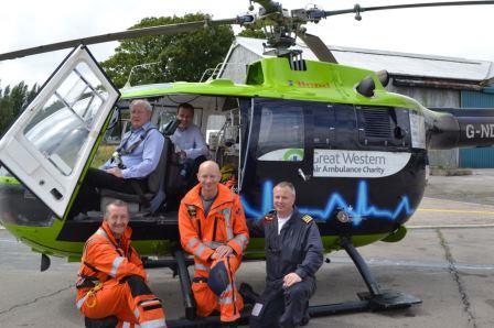 Plymouth Brethren - Great Western Air Ambulance Charity