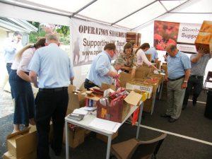 Plymouth Brethren - Operation Shoebox
