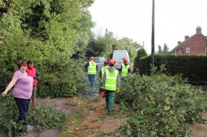 Plymouth Brethren - Rapid Relief Team - Ipswich