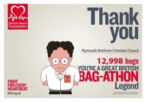 Plymouth Brethren - Great British Bag-Athon