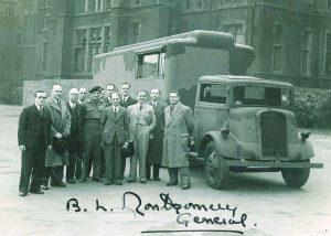 Plymouth Brethren Monty's Caravan