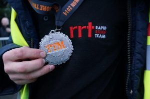 Tollymore Trail Marathon Medal