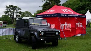 RRT Tent & All Terrain Vehicle