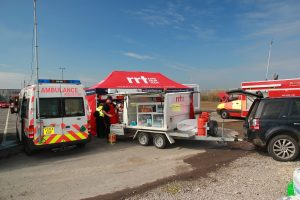 rrt-trailer-and-rrt-cardiff-at-the-exercise-polygon