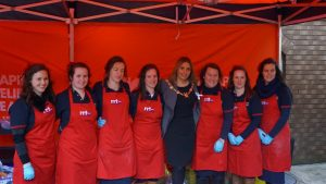 RRT Londonderry Supports House in Wells Annual Christmas BBQ